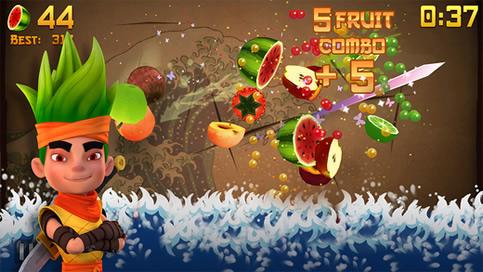 Fruit Ninja Free - 3