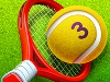 Hit Tennis 3 - Swipe & flick the ball