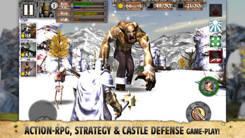 Heroes and Castles Free - 2