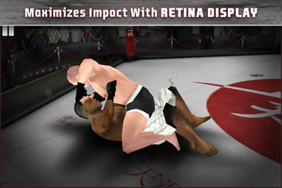 MMA EA SPORTS - 3