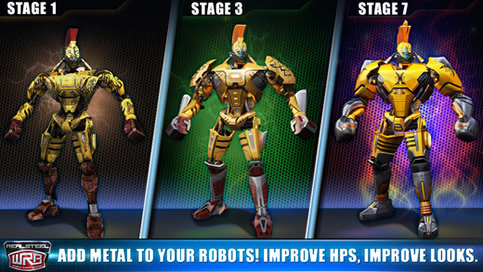 Real Steel World Robot Boxing - 3