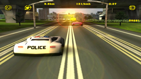 Police Chase Smash - 3