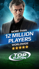 Top Eleven - Be a Soccer Manager - 1