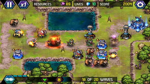 Tower Defense Lite - 1