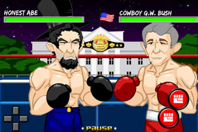 Presidential Boxing Full - 2
