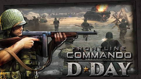 Frontline Commando D-Day - 1