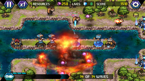 Tower Defense Lite - 2
