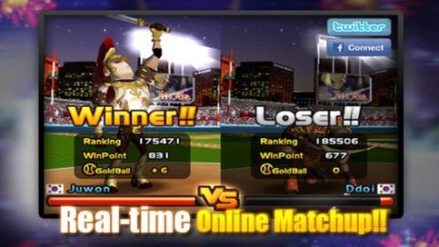 Homerun Battle 3D FREE - 2