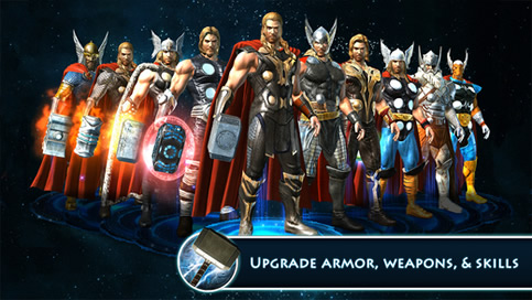 Thor: The Dark World - The Official Game - 3