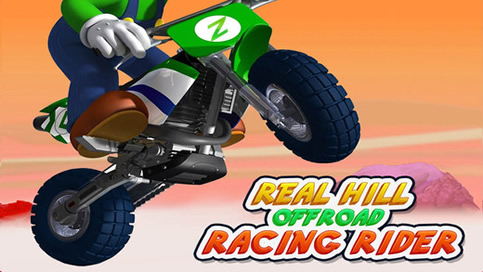 Real Hill Offroad Racing Rider - 1