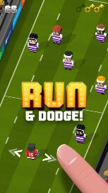 Blocky Rugby - Endless Arcade Runner - 2