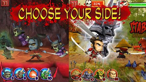 Samurai vs Zombies Defense - 46