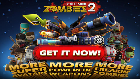 Call of Mini Zombies 2 Free - 1