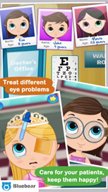 Eye Doctor Kids games - 4