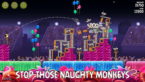 Angry Birds Rio - 6