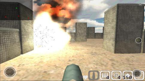 Tank Battle Storm 3D - 1