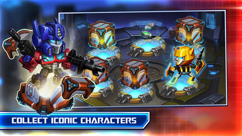 TRANSFORMERS Battle Tactics - 2