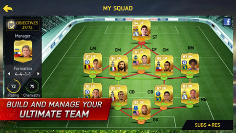 FIFA 15 Ultimate Team - 14