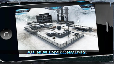 iSniper 3D Arctic Warfare - 3