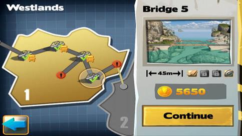 Bridge Constructor FREE - 3