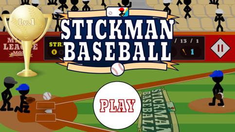 Stickman Baseball - 4