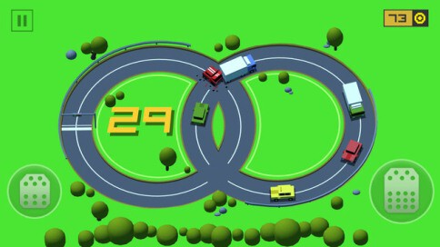 Loop Drive: Crash Race - 55