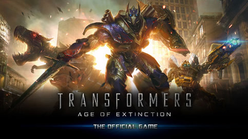 Transformers Age of Extinction - 1