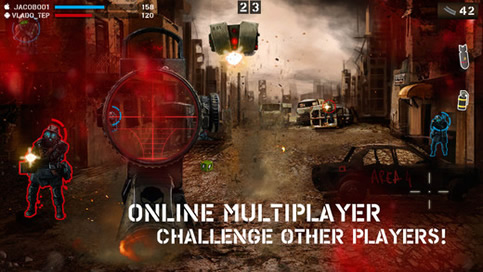 Overkill Game - 3