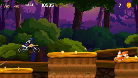 MotoCross Dirt Bike - 3