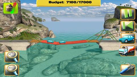 Bridge Constructor FREE - 1