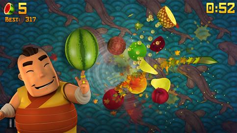 Fruit Ninja Free - 4