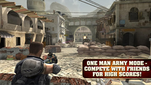Frontline Commando Game - 2