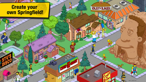 The Simpsons Tapped Out - 2