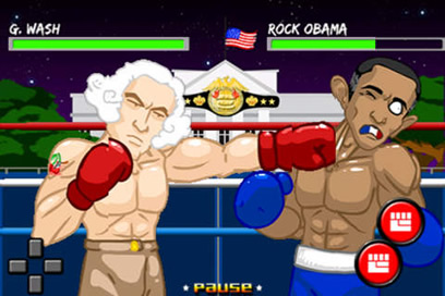 Presidential Boxing Full - 4