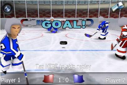 Magnetic Sports Hockey Lite - 3