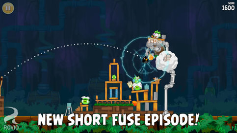 Angry Birds Free - 3