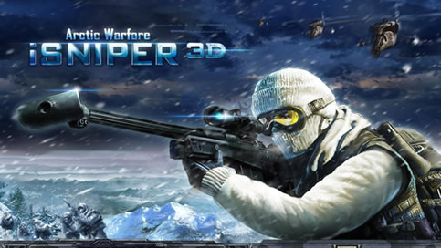 iSniper 3D Arctic Warfare - 1