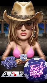 Fresh Deck Poker Live Texas Hold'em - 1
