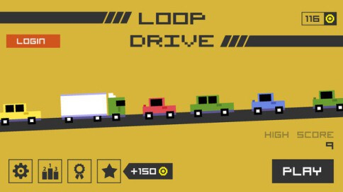 Loop Drive: Crash Race - 59