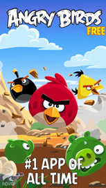 Angry Birds Free - 1
