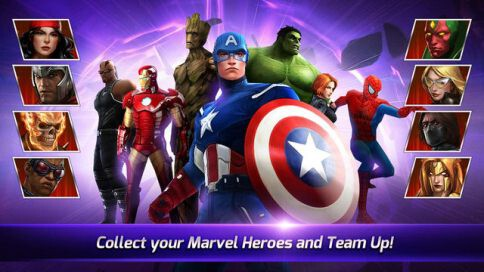 MARVEL Future Fight - 4