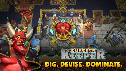 Dungeon Keeper - 1