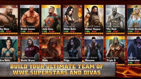 WWE Immortals - 4