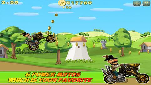 Turbo Moto Warrior Racing - 4