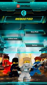 LEGO Ninjago REBOOTED - 1