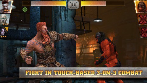 WWE Immortals - 3