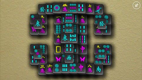 Mahjong - 4
