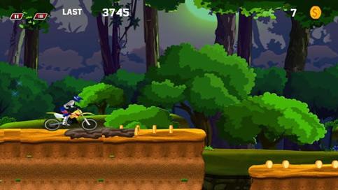 MotoCross Dirt Bike - 2