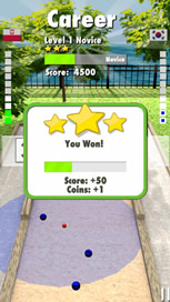 Bocce 3D Free - 3