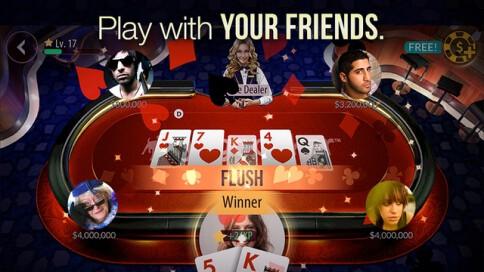 Zynga Poker - Texas Holdem - 51